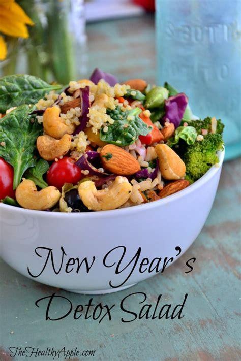 Detox Salad Bar by Detox Recipe Gluten Free Salad