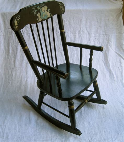 S Rocking Chair by Children S Musical Rocking Chair Vintage Made By