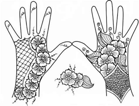 henna design templates mehndi designs templates makedes