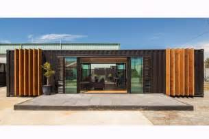 Floor Plans Shipping Container Homes house of the week containers stuff co nz
