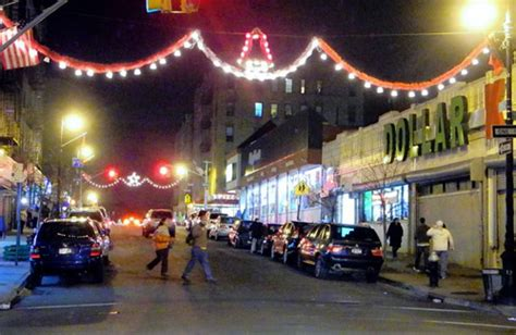 lydig ave lights up bronx times