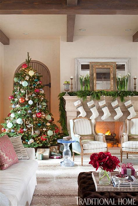 traditional home christmas decorating ideas scandinavian style christmas pretty texas home