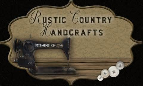 rustic country handcrafts wool candle mats