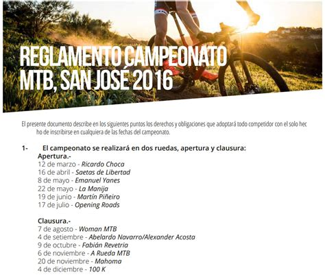 Calendario 2016 Uruguay Calendario Mtb 2016 Uruguay Calendar Template 2016