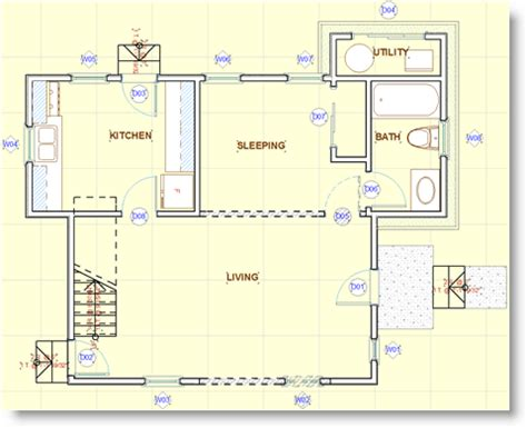 demolition plan template archicad tutorial remodels and additions in archicad