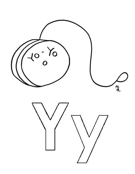 free coloring pages yoyo yo yo coloring page for preschool coloring pages
