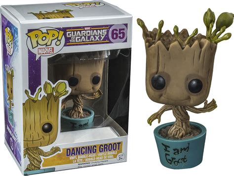 Figure Funko Pop funko i am groot pop vinyls exclusive figure revealed