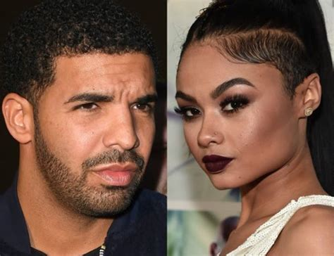 drake dating is drake cheating on rihanna with the game s ex girlfriend
