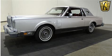 1981 lincoln continental for sale 1981 lincoln continental gateway classic cars