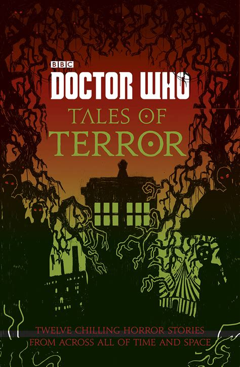 Tales Of Terror exclusive story from new doctor who book