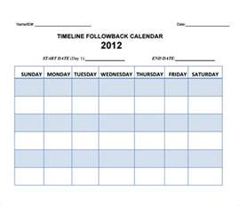timeline calendar template calendar timeline sle 8 documents in pdf word