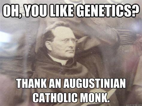 Catholic Memes - genetics catholic memes