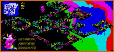 Best Tile by Knight Lore The Map