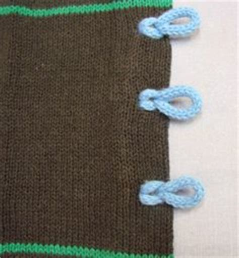 button loops knitting 1000 images about knitting buttonholes on