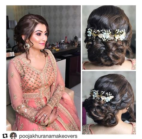 hairstyles for party in hindi 25 best ideas about indian party hairstyles on pinterest