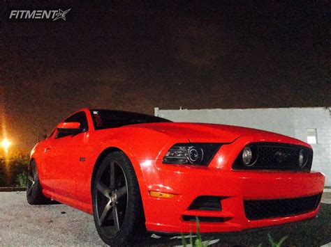 ford racing mustang parts 2013 ford mustang niche milan ford racing performance