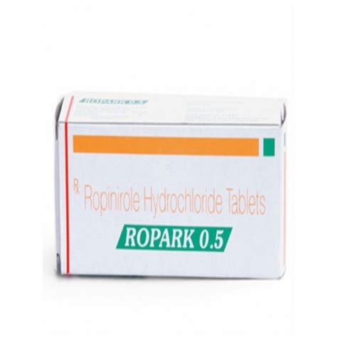 ropark 0 5 mg 10 tablets in strip online medical store india