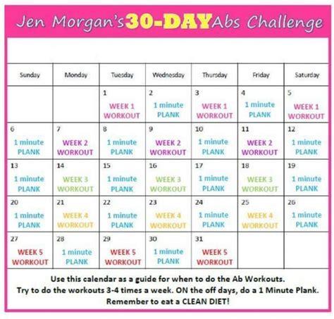 8 day challenge diet 30 day abs challenge diet