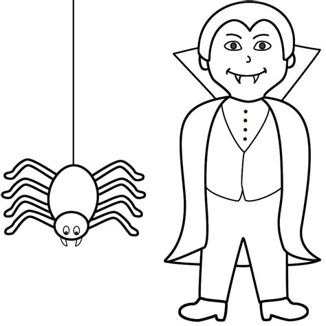 halloween coloring pages vire halloween spider coloring pages coloring home