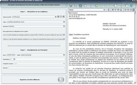 Exemple De Lettre De Demande De Qualification Modele Lettre De Motivation Sans Qualification Document