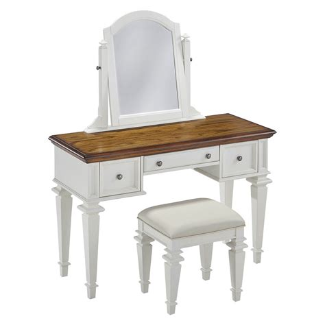 home styles naples vanity table and bench set in white compare home styles naples vanity bench in white finish