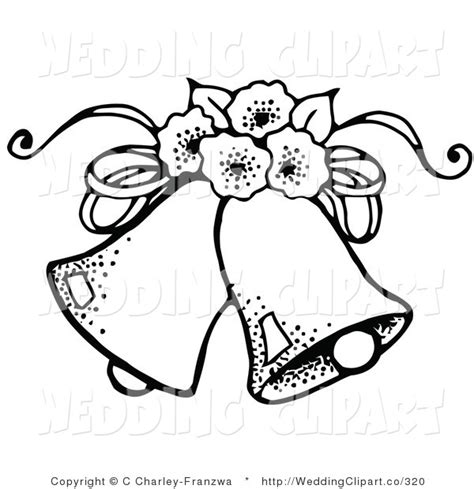 wedding bells clipart black and white clip black and white bouquet clipart clipart suggest