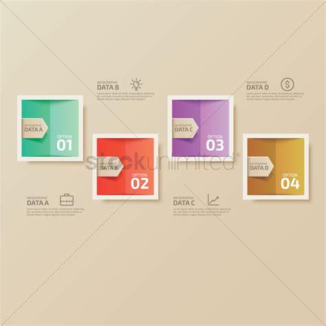 web design layout elements infographic design elements vector image 1613085
