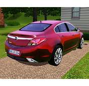 Fresh Prince Creations  Sims 3 2010 Opel Insignia OPC