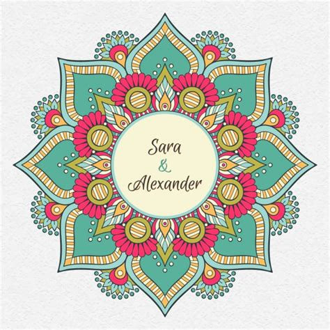 indian vectors photos and psd files free download indian wedding invitation vector free download
