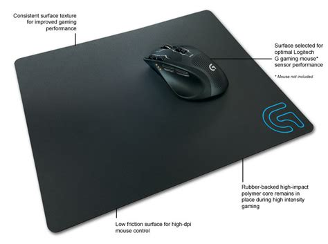 Gaming Mouse Mat by Logitech G440 Gaming Mouse Pad