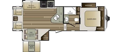 cougar rv floor plans new 2018 keystone cougar 28sgs fifth wheel 534492