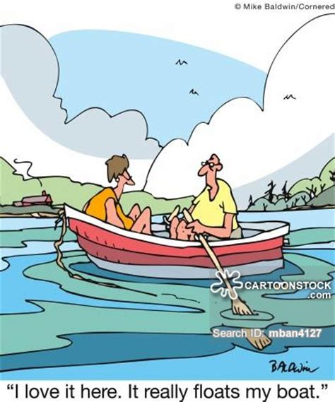 on a boat ride respect boat ride cartoons and comics funny pictures from