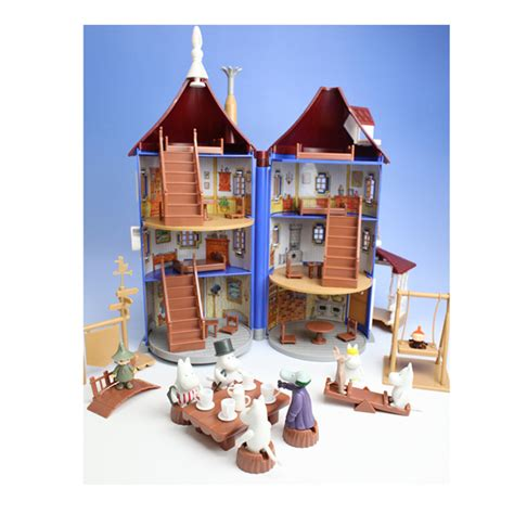 How To Make A House Plan by Moomin House The Moomin Shop