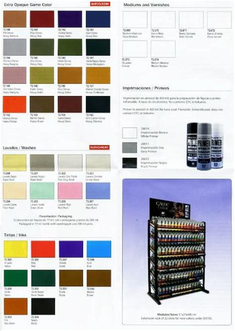 new vallejo color heavy paints and washes for sale forum dakkadakka