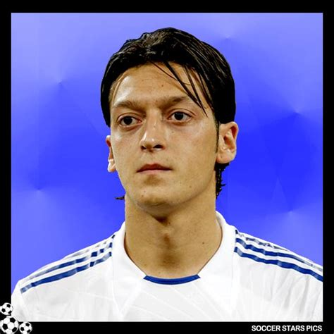 ozil haircut soccer stars pics pictures of mesut ozil