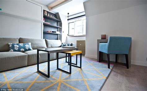Studio Apartment Square Footage by The World S Most Stylish Studio Apartments Daily Mail Online