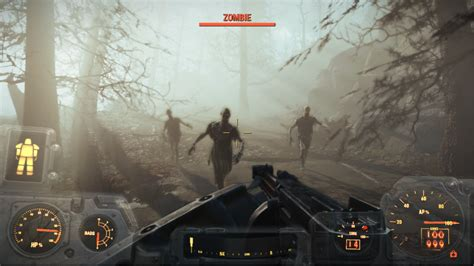 mod game zombie zombie walkers at fallout 4 nexus mods and community