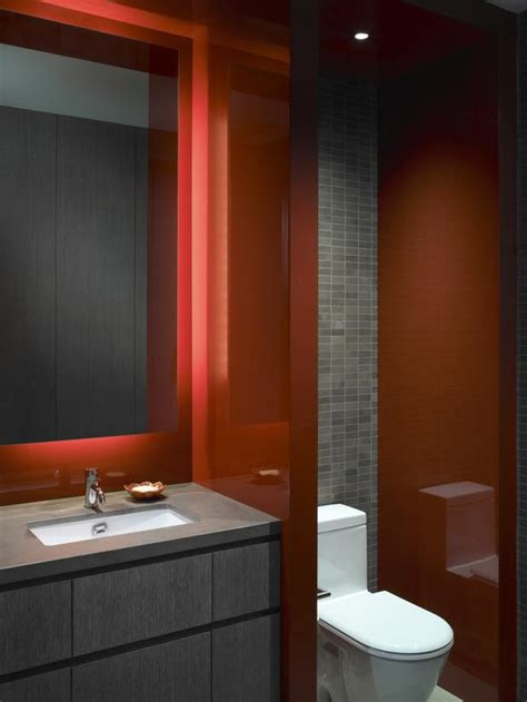 small red bathroom ideas the small bathroom with grand ideas