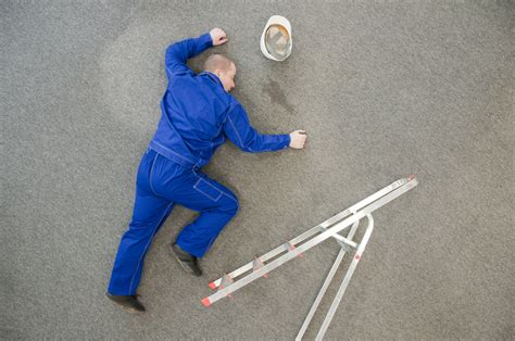 accidents and injuries at work ladder accidents at work compensation compensation