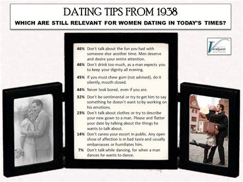 Women dating advice