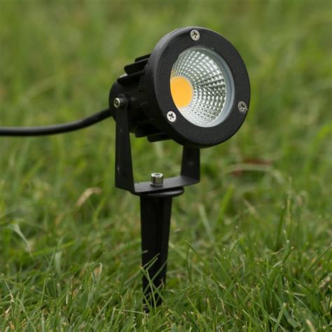 Outdoor Garden Spike Lights Outdoor Garden Spike Light 5w Led 12v Low Voltage Cold Warm Adjustable Ip65 Myledshop