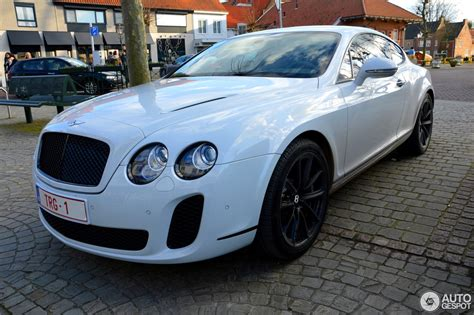 bentley sport 2016 bentley continental supersports coup 233 19 february 2016