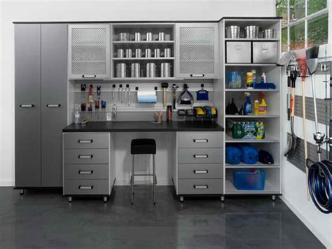 Garage Storage Ideas Ideas Looking For Garage Shelving Ideas To Applay In
