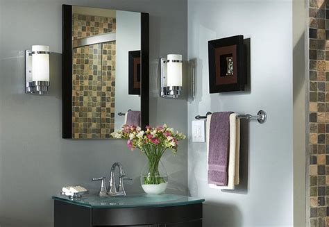 bathroom sconce lighting ideas bathroom lighting ideas