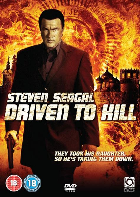 amazoncom driven to kill steven seagal laura mennell driven to kill bravemovies com watch movies online