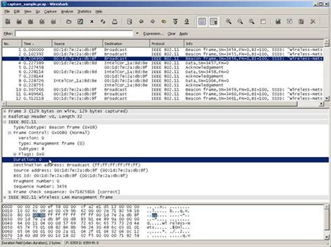 wireshark quick tutorial zigbee wireshark