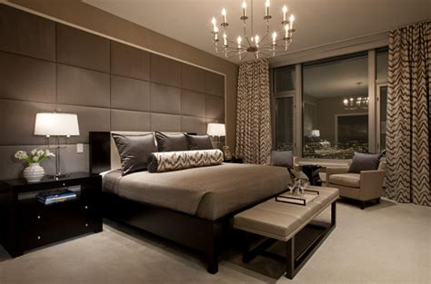 the chic of black bedroom furniture