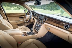 Interior Of Bentley 8 Great Interior Features Of The 2017 Bentley Mulsanne