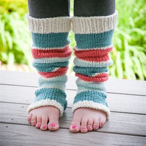 pattern for socks on a loom loom knit legwarmer pattern loom knit yoga legwarmers