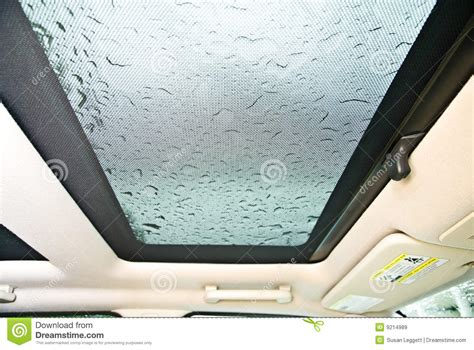 sunroof car royalty free stock images image 9214989